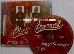 Caramel - TInggal Kenangan By hits-musik.blogspot.com